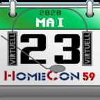Kalenderblatt: Virtuelle HomeCon als Ersatz für HomeCon 59