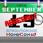 Retrolution!2020 Abgesagt