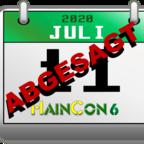 Absage VCC Kalenderblatt Haincon6