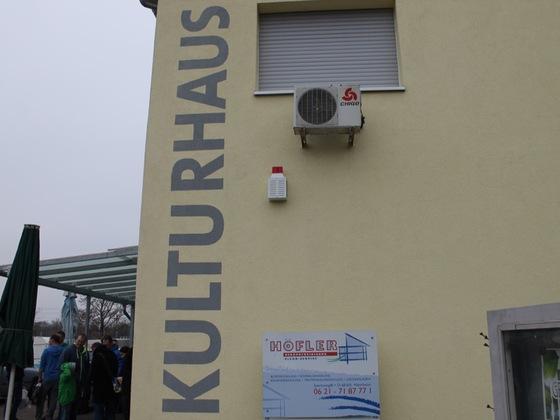 1. Retro-Börse in Mannheim