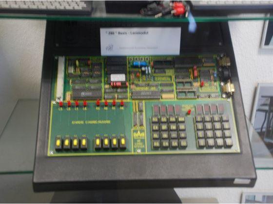 """""""Z80"""" Basic Lernmodul"""