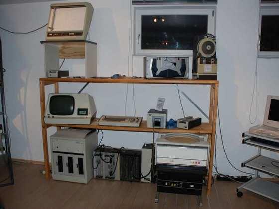 """Personal Computer"" Wang 2200 von 1972"